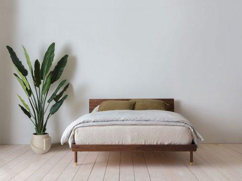 Giường ngủ gỗ GOC01