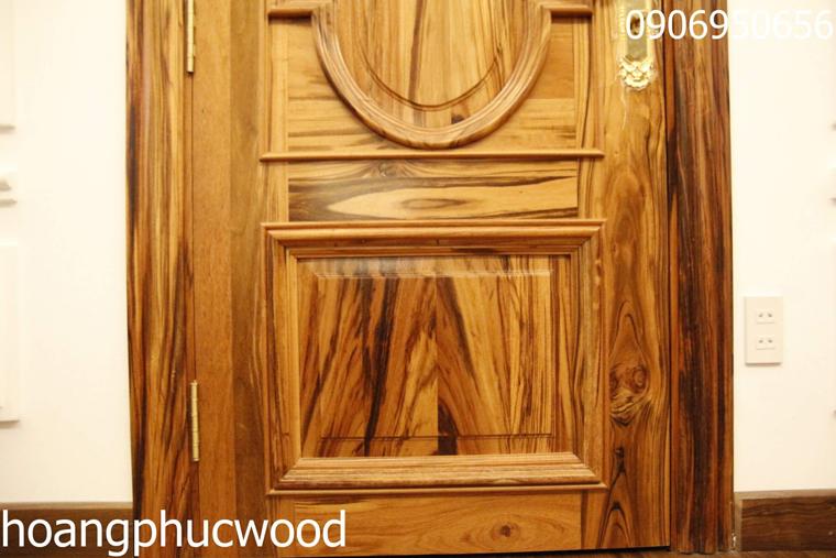Cửa gỗ Tiger - Cửa gỗ tự nhiên bền đẹp