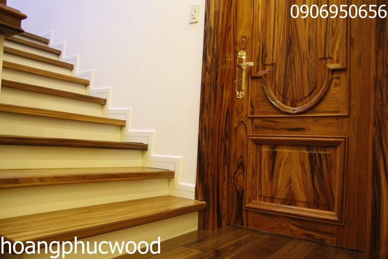 Nội thất gỗ tiger 01
