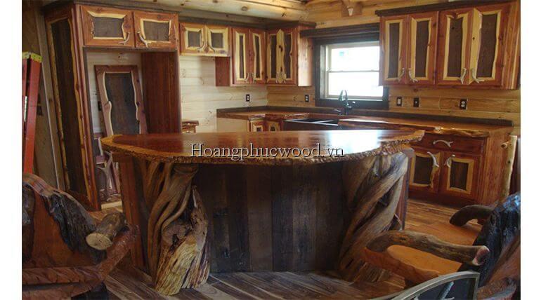 Nội thất gỗ Teak