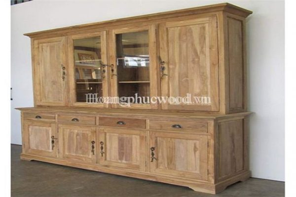 tủ gỗ Teak