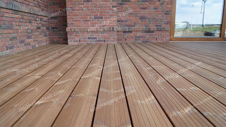 san go bien tinh nhiet thermowood flooring