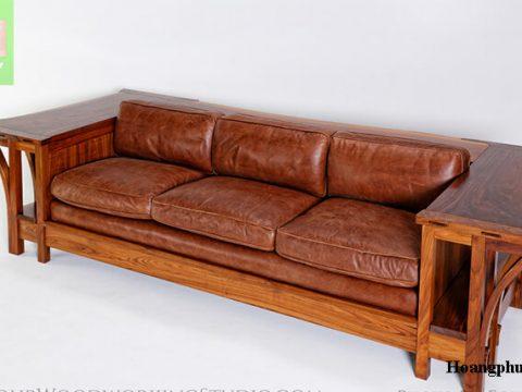 sofa go oc cho