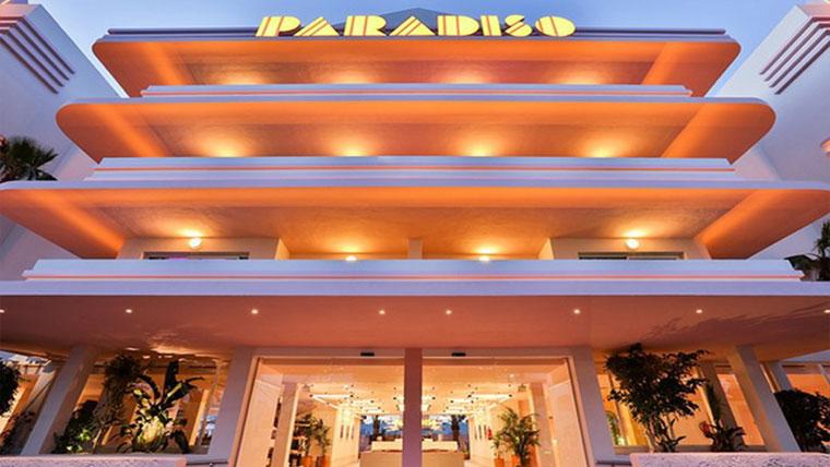 khach san paradiso ibiza art hotel tay ban nha