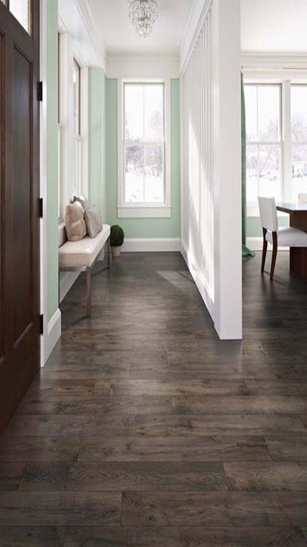 25-dark-hardwood-floors-create-a-contrast-with-mint-green-walls