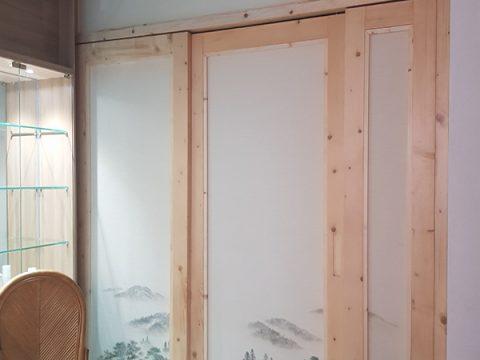 Cửa lùa kiểu Nhật
