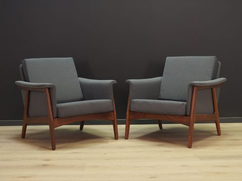 2 X Vintage Arm Chair 1960s