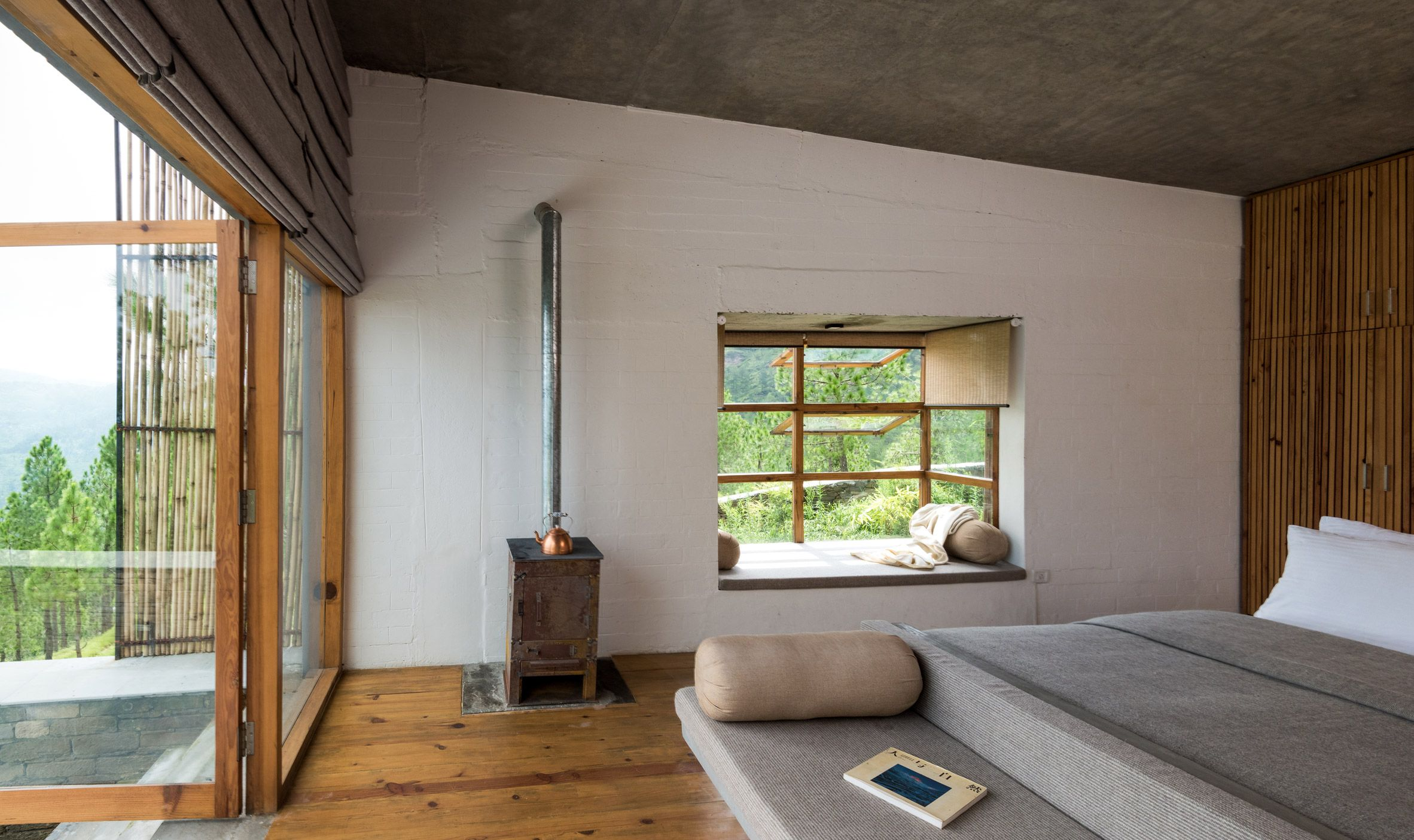 Kumaon Hotel Zowa Architecture Hotels India Mountains Dezeen 2364 Col 13