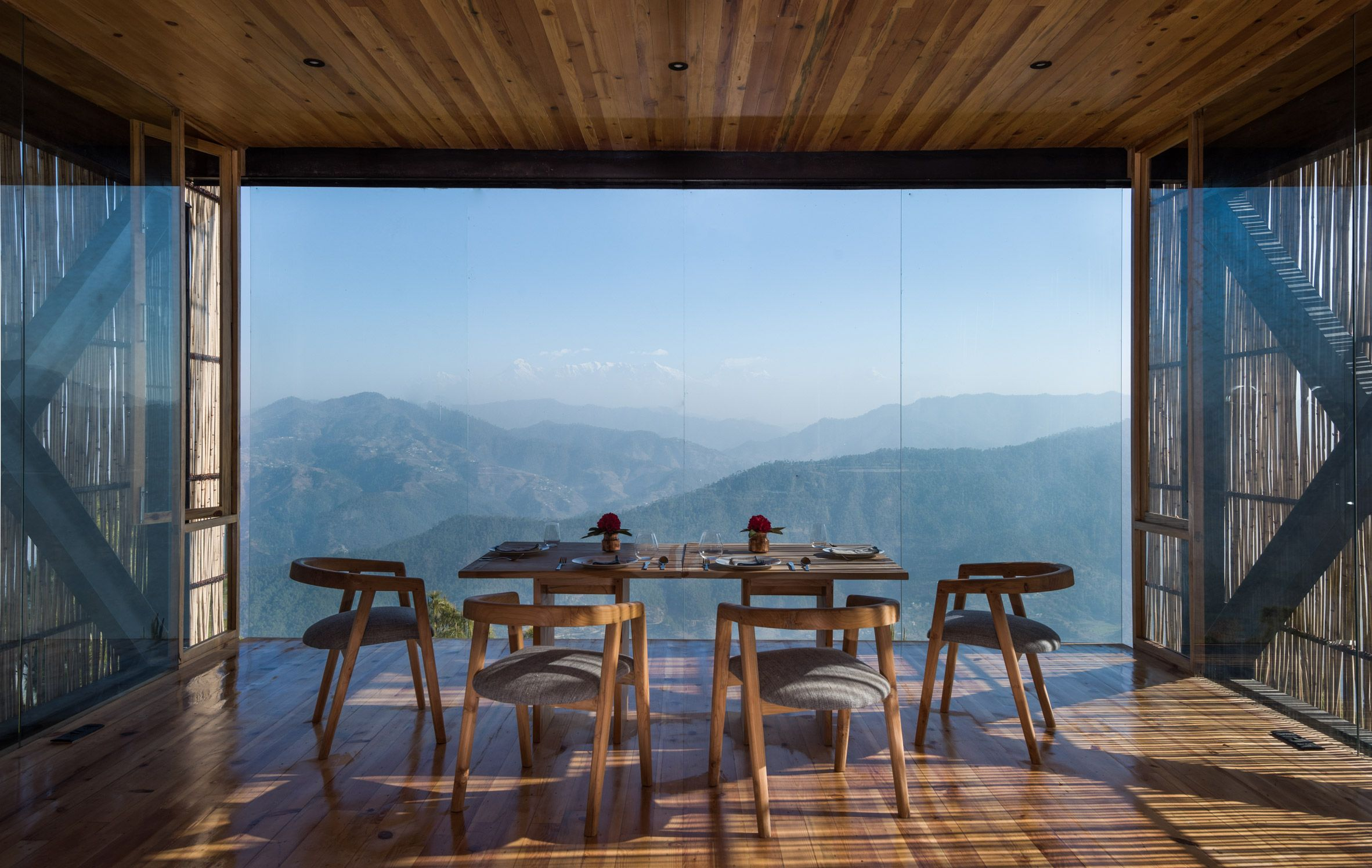 Kumaon Hotel Zowa Architecture Hotels India Mountains Dezeen 2364 Col 3