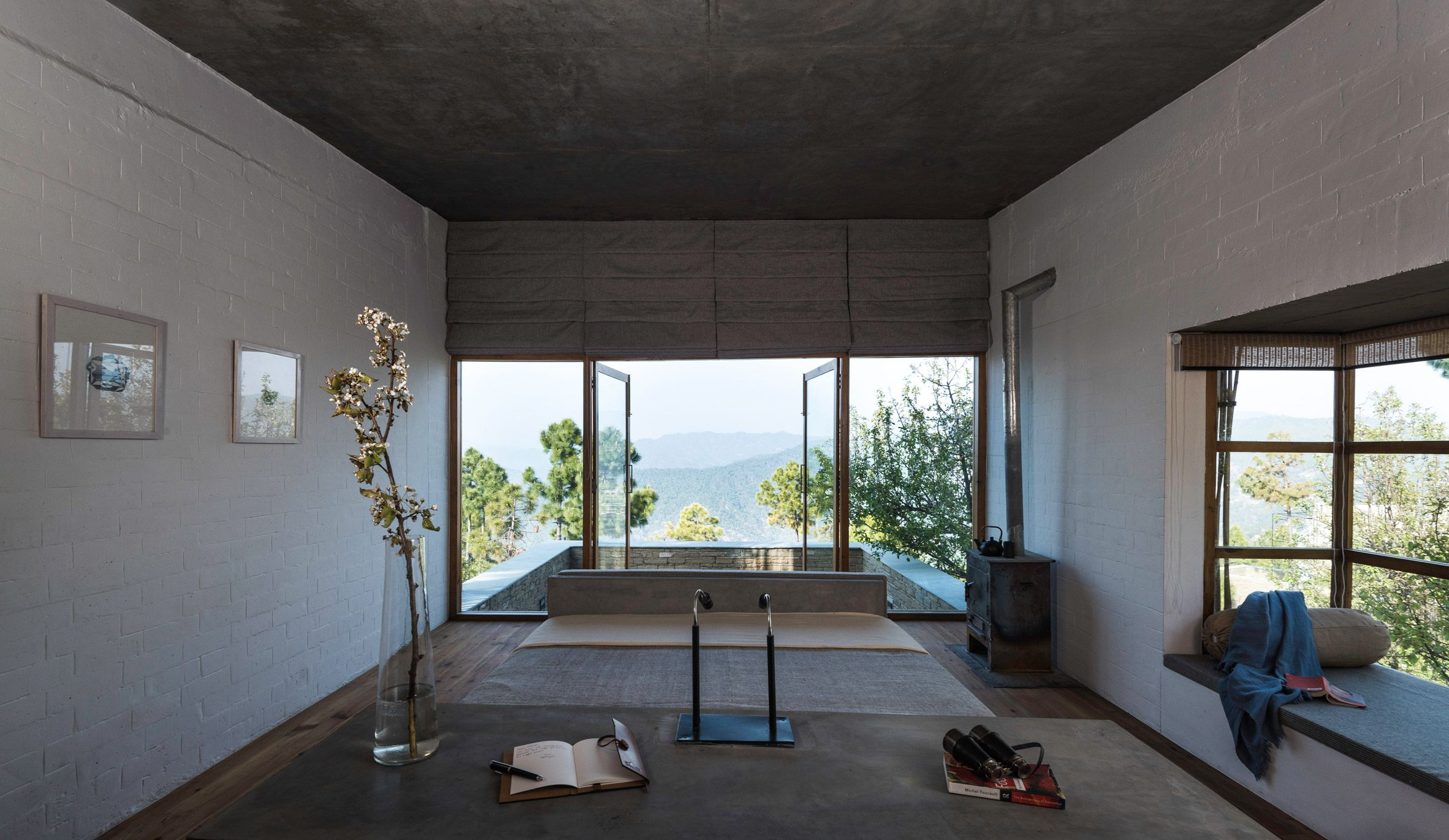Kumaon Hotel Zowa Architecture Hotels India Mountains Dezeen 2364 Col 7
