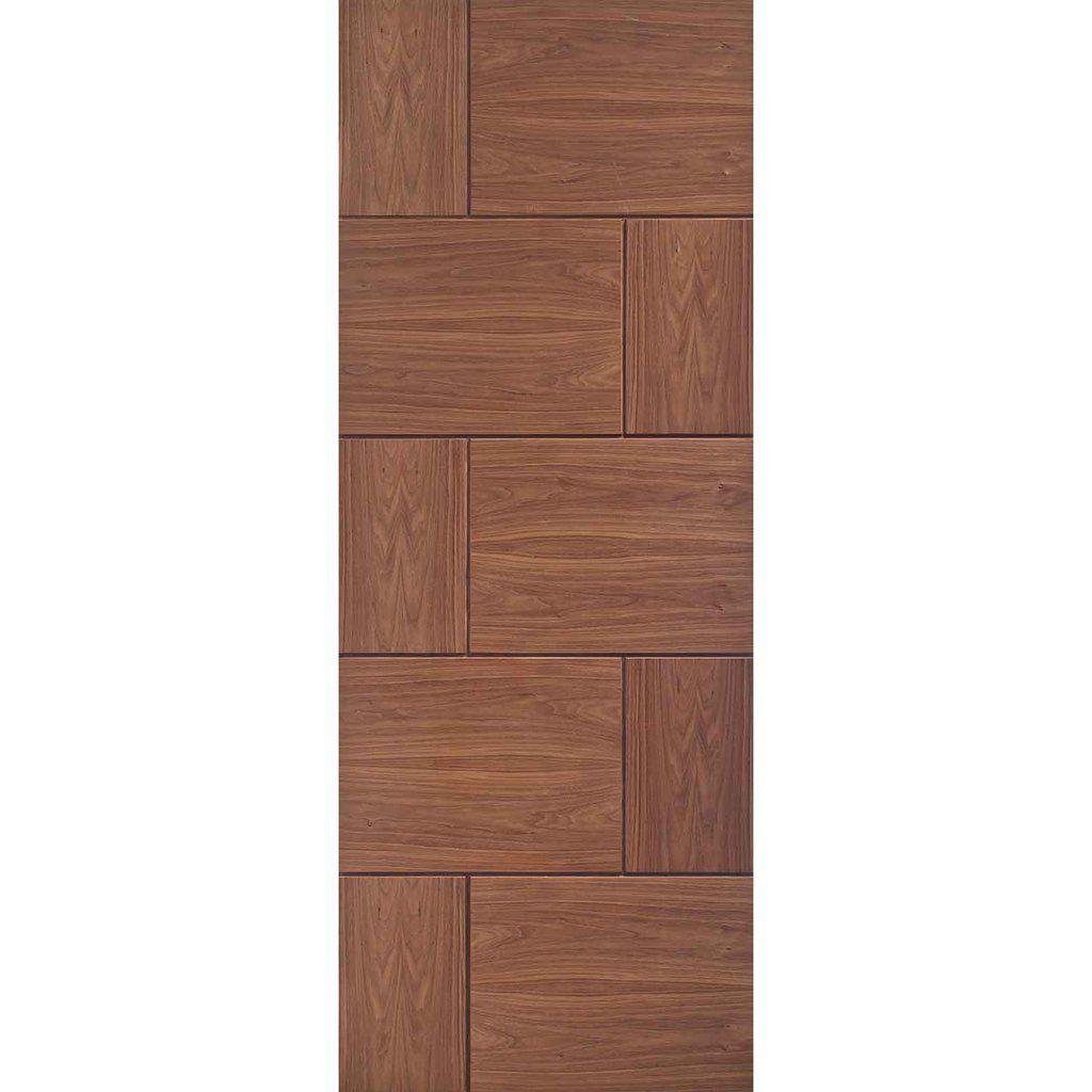 Cửa phòng ngủ bằng gỗ tự nhiên 2019