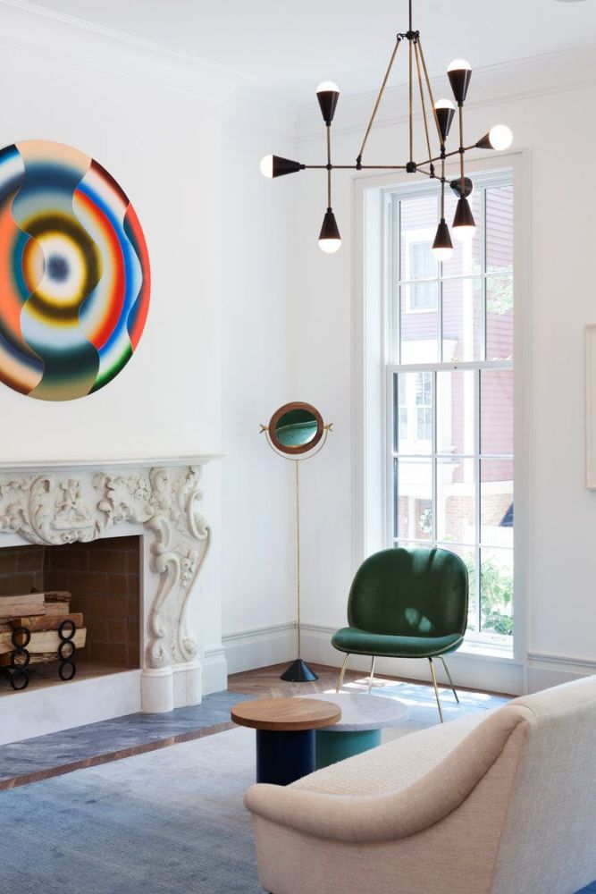 Studiodb Minimalist Living Room