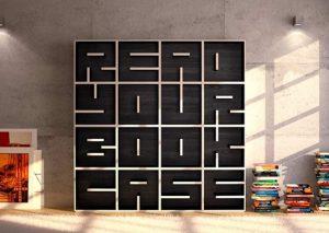 Tủ Sách Thiết Kế Theo Yêu Cầu