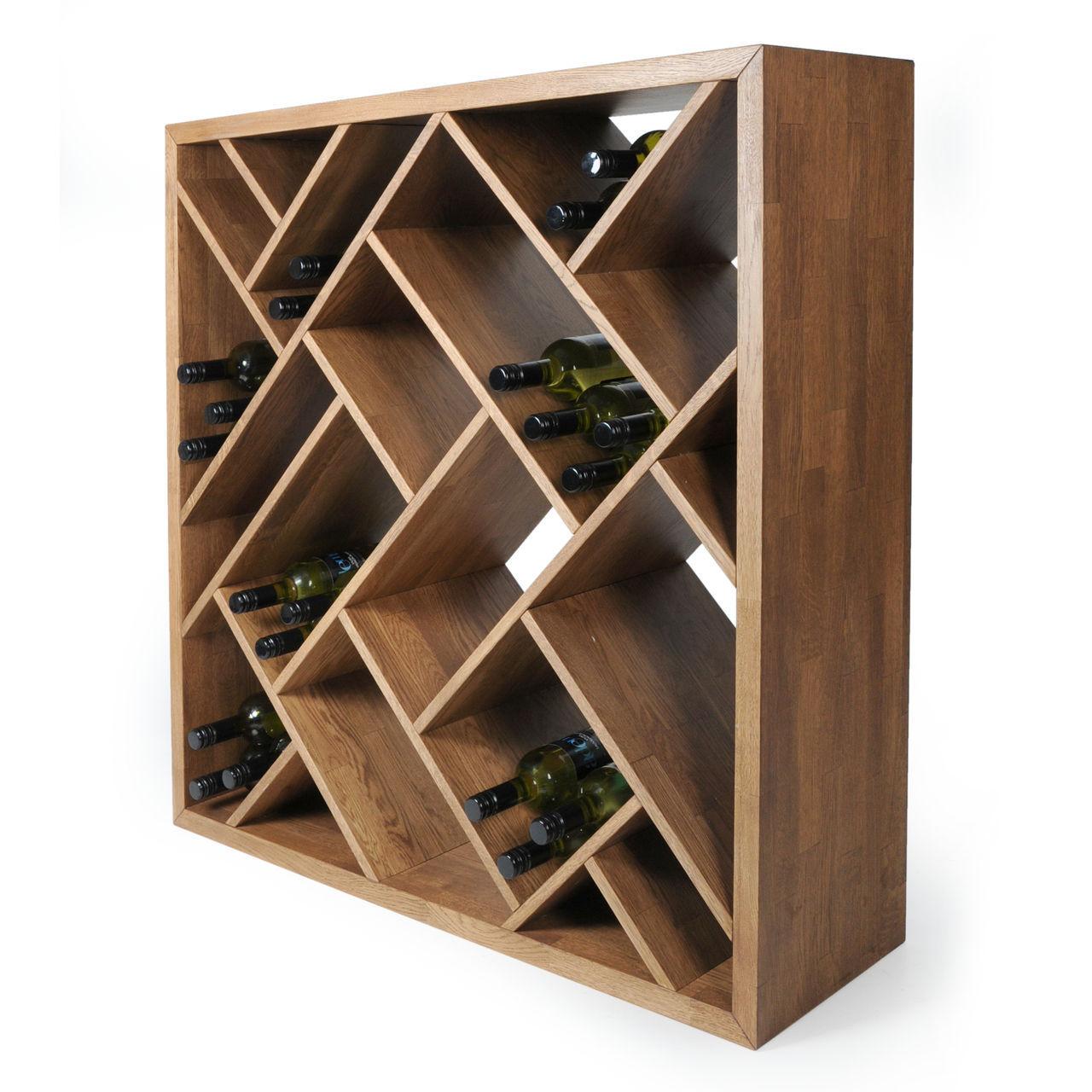 Tủ rượu gỗ sồi chất lượng cao