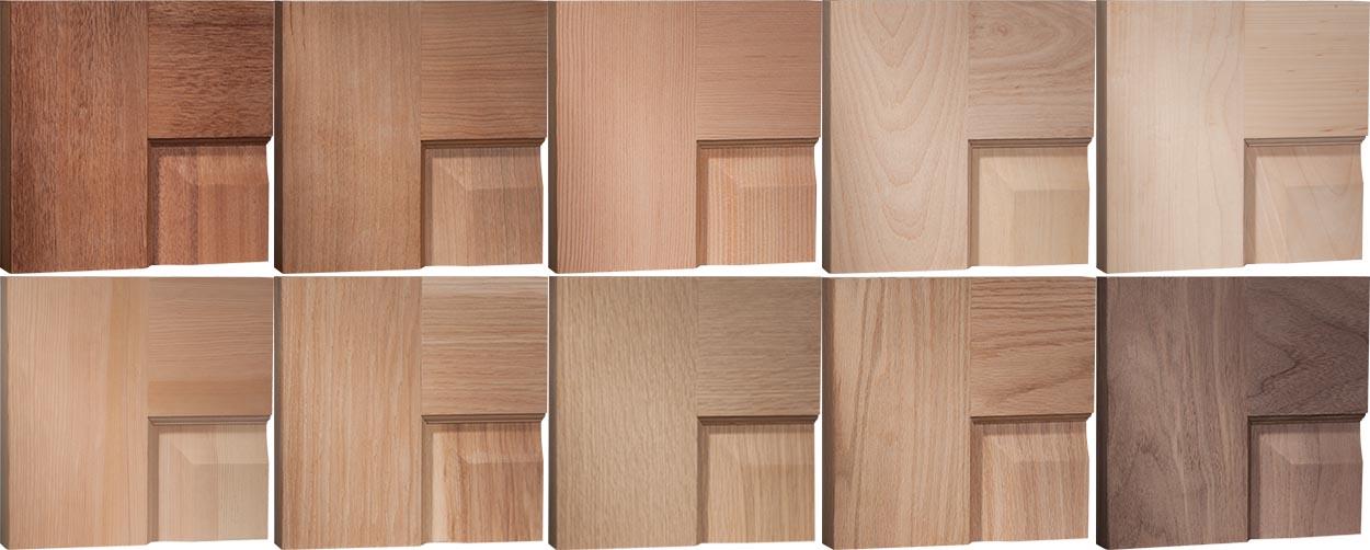 Màu cửa gỗ tự nhiên - Nội thất gỗ cao cấp