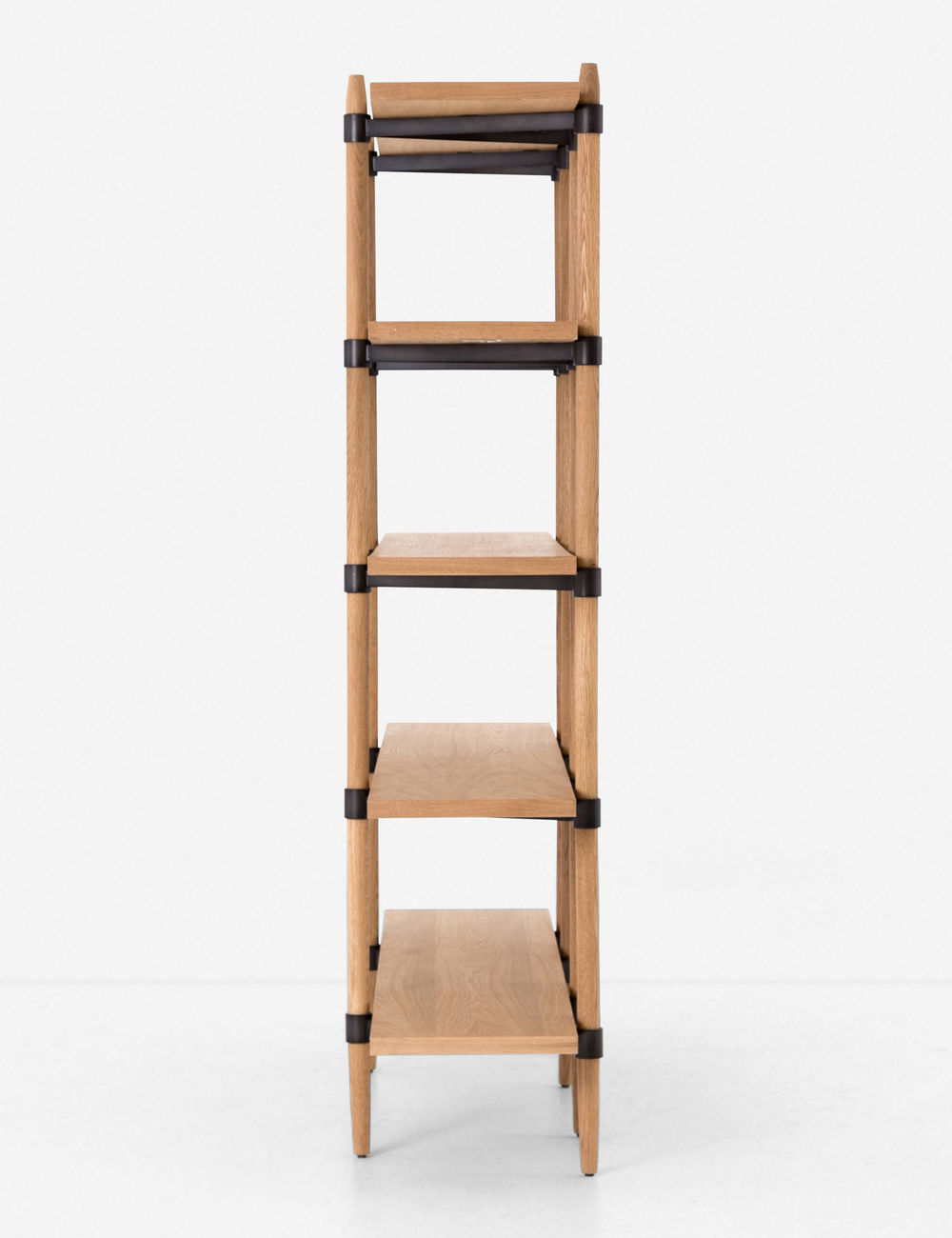 Tủ sách, kệ sách gỗ sồi