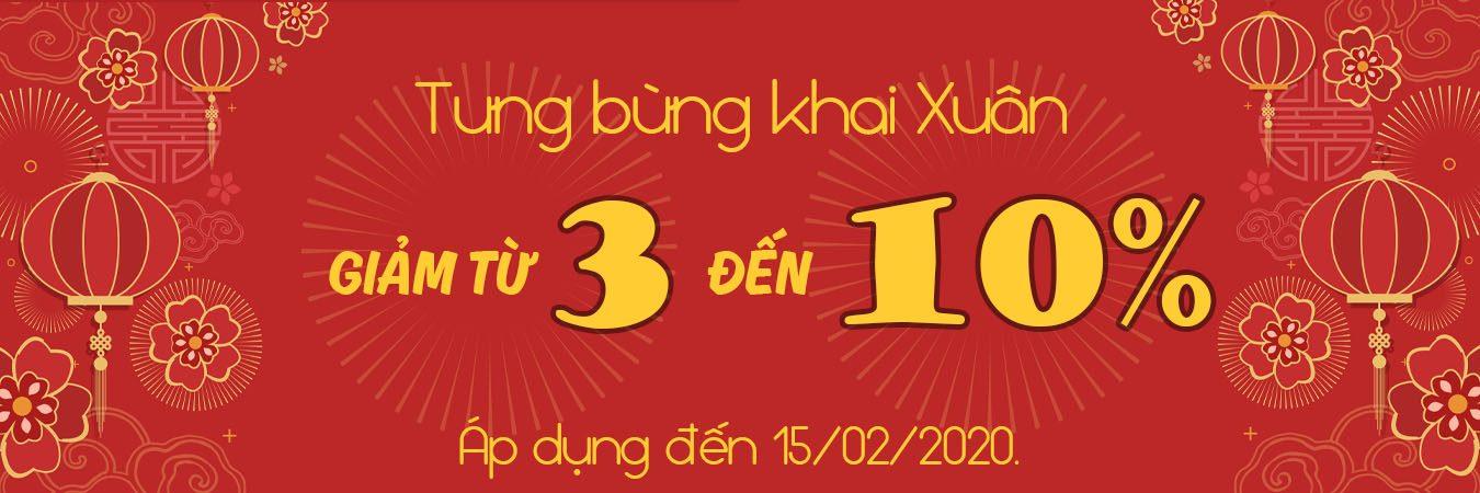 Pop Up Xuan 2020 Hoangphucwood.vn