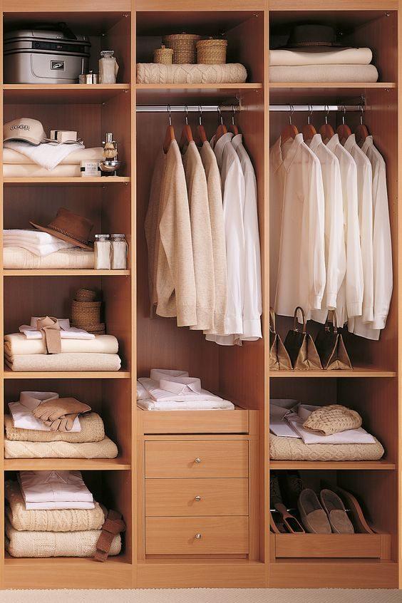Tủ Quần áo Cho Phòng Ngủ